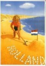 Jan Lavies (1902-2005)  -  Affiche VVV, 1960 - Postkaart -  A4762-1