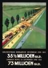 Jan Lavies (1902-2005)  -  Spoorwegovergang - Postkaart -  A4768-1