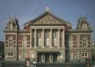 Hans Samsom (1939)  -  Concertgebouw, Amsterdam - Postkaart -  A4769-1
