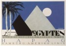 Stefan Schlesinger (1896-1944) -  Aegypten - Postkaart -  A4795-1