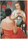 Jean Metzinger (1883-1956)  -  J.Metzinger/La partie /CMU/Br - Postkaart -  A4923-1