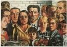 Charlie Toorop (1891-1955)  -  Maaltijd - Postkaart -  A4972-1