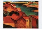 Else Berg (1877-1942)  -  De baai van Collioure - Postkaart -  A5027-1