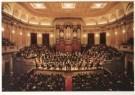 Hans Samsom (1939)  -  Grote Zaal Concertgebouw Amsterdam - Postkaart -  A5030-1
