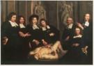 Adriaensz Backer (1608-1651)  -  A.Backer/Anatomische les. - Postkaart -  A5067-1