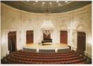 Hans Samsom (1939)  -  Kleine Zaal Concertgebouw Amsterdam - Postkaart -  A5165-1
