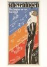 Louis C. Kalff (1897-1976)  -  Afbeelding van L. Kalff op toeristische folder met - Postkaart -  A5173-1