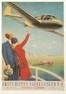 Jan Lavies (1902-2005)  -  J.Lavies/Affiche, 1947 - Postkaart -  A5182-1