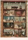 Actiebord China  -  Poppenhuis van Lizzy Ansingh, begin 19e eeuw (kast - Postkaart -  A5192-1