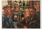 Charlie Toorop (1891-1955)  -  Aan den Toog - Postkaart -  A5273-1