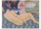 M. Bleekermolen  -  Liggend vrouwelijk naakt - Postkaart -  A5284-1