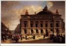 Paul Tetar van Elven 1823-1896 -  P.T.v.Elven/Carnaval te Parijs - Postkaart -  A5298-1