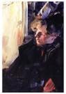Anders Zorn (1860-1920)  -  Omnibus (study), 1891-1892 - Postkaart -  A53463-1