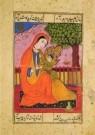 Anoniem,  -  Maria met Jezus op schoot, 16e eeuw, India - Postkaart -  A5509-1