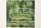 Claude Monet (1840-1926)  -  De witte waterlelies - Postkaart -  A5536-1