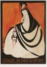Rie Cramer (1887-1977)  -  R. Cramer/omslag prog.boek/Br - Postkaart -  A5613-1