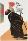 Milton Glaser (1929)  -  The Gallery at Lincoln Center, poster: New York - Postkaart -  A5637-1