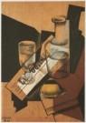 Juan Gris (1887-1927)  -  J.Gris/Still.kar.-citroen/KM - Postkaart -  A5641-1
