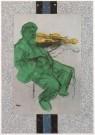 Jiri Kolar(1914-2002)  -  Lof van de viool - Postkaart -  A5683-1
