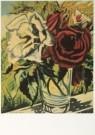 Charlie Toorop (1891-1955)  -  Rozen in glas, 1946 - Postkaart -  A5776-1