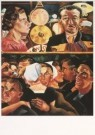 Charlie Toorop (1891-1955)  -  Muzikanten en dansende boeren, 1927 - Postkaart -  A5779-1
