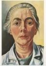 Charlie Toorop (1891-1955)  -  Zelfportret, 1953-54 - Postkaart -  A5782-1
