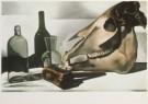 Charlie Toorop (1891-1955)  -  Stilleven met Schedel, 1929 - Postkaart -  A5785-1