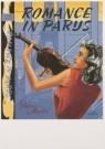 Hans Borrebach (1903-1991)  -  Romance in Parijs, geschreven door Pierre Mante - Postkaart -  A5806-1