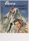Hans Borrebach (1903-1991)  -  Eens zal het volmaakte komen, geschreven door Nida - Postkaart -  A5808-1