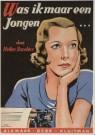Hans Borrebach (1903-1991)  -  Was ik maar een jongen... (1933), geschreven door - Postkaart -  A5811-1