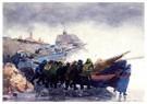 Winslow Homer (1836-1910)  -  Kijken naar de storm, 1881 - Postkaart -  A58867-1