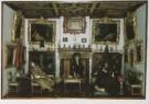 Anoniem  -  Konstkamer,poppenh,Court/CMU - Postkaart -  A5951-1