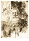 Anders Zorn (1860-1920)  -  Auguste Rodin - Postkaart -  A59698-1