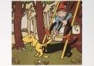 Jan Lavies (1902-2005)  -  Omslag kleurboek - Postkaart -  A6143-1