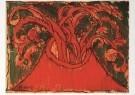 Pierre Alechinsky (1927)  -  Cobras vulcanalogiques, 1970 - Postkaart -  A6185-1