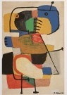 Karel Appel (1921-2006)  -  Vragend kind - Postkaart -  A6200-1