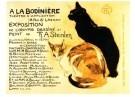 Theophile-Alexandre Steinlen  -  A la Bodiniere - Postkaart -  A6215-1