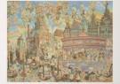 Jaap Oudes (1895-1969)  -  Hermis, Hoorn - Postkaart -  A6231-1