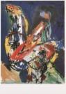 Asger Jorn  (1914-1973)  -  Asger Jorn/Die Nachfolge/CMA - Postkaart -  A6271-1