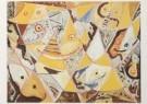 Egill Jacobsen (1910-1998)  -  Cirkus - Postkaart -  A6284-1