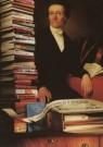 Erik Hesmerg (1951)  -  E.Hesmerg/Frysk Letterk.Museum - Postkaart -  A6370-1