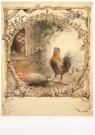 Johan Mari ten Kate (1831-1910 -  J.M.H.ten Kate/Heintje &/AHM - Postkaart -  A6401-1
