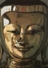 -  White Star/Buddha head,Burma - Postkaart -  A6422-1