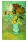 Vincent van Gogh (1853-1890)  -  Bloemen in bl.vaas - Postkaart -  A6528-1