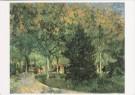 Vincent van Gogh (1853-1890)  -  V.v.Gogh/Wandelpark,figuren/KM - Postkaart -  A6534-1