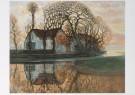 Mondriaan (1872-1944)Mondrian  -  Boerdrij,Duivend - Postkaart -  A6601-1