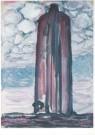 Piet Mondriaan (1872-1944)  -  Vuurtoren, Westka - Postkaart -  A6613-1