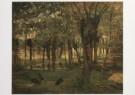 Mondriaan (1872-1944)Mondrian  -  Wilgen aan het G - Postkaart -  A6740-1