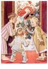 -  I Saw Mommy Kissing Santa Claus - Postkaart -  A67593-1