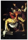 Caravaggio (1571-1610)  -  The Entombment of Christ, 1602-1604 - Postkaart -  A67749-1